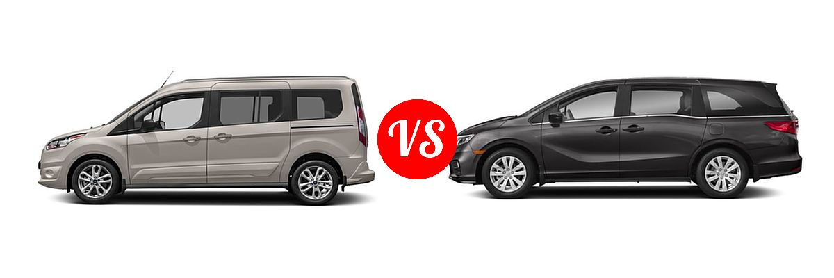 2018 Ford Transit Connect Vs 2019