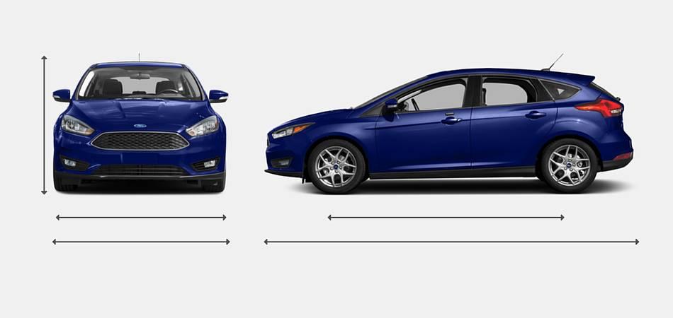 2016 Ford Focus Hatchback Vehie