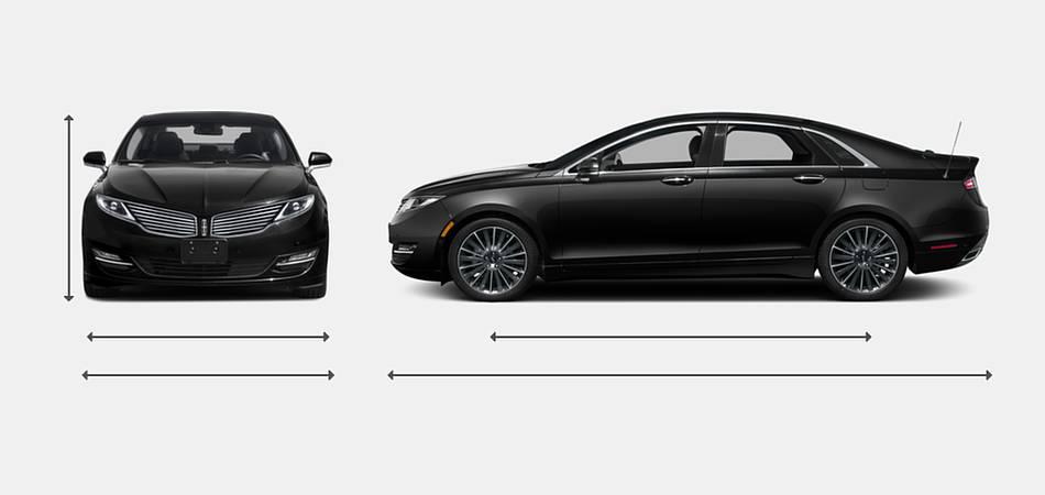 2016 Lincoln Mkz Sedan Hybrid Vehie Com