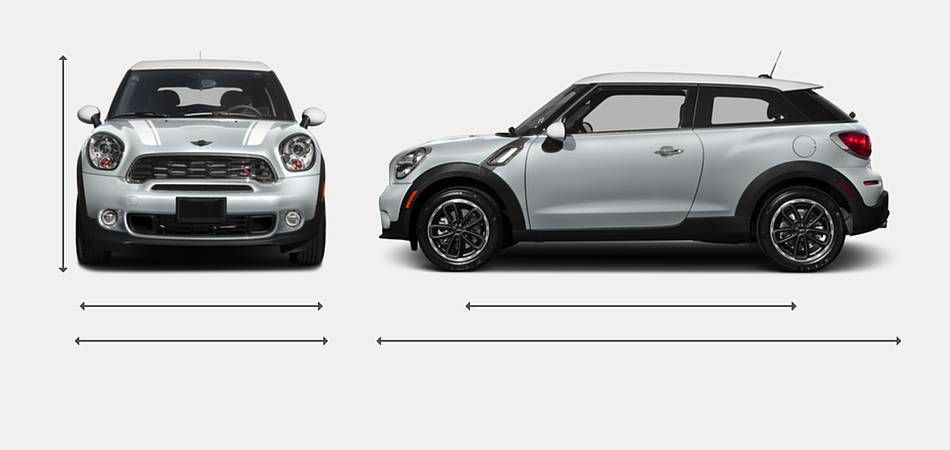 2016 mini cooper paceman john cooper works all4 hatchback vehie. Black Bedroom Furniture Sets. Home Design Ideas