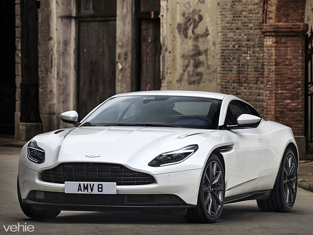 2018 Aston Martin DB11 Coupe