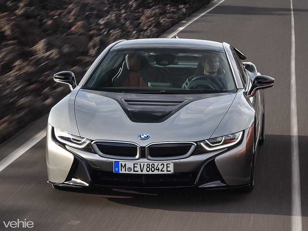 2019 BMW i8 Coupe PHEV | Vehie.com