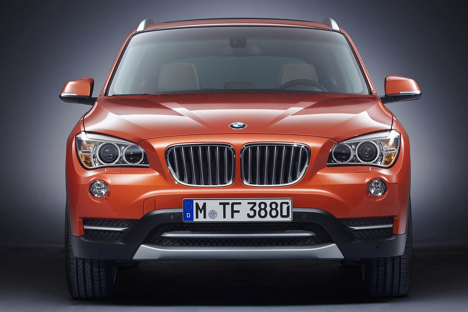 BMW X1 xDrive35i 4dr SUV Exterior (2013 model year shown)