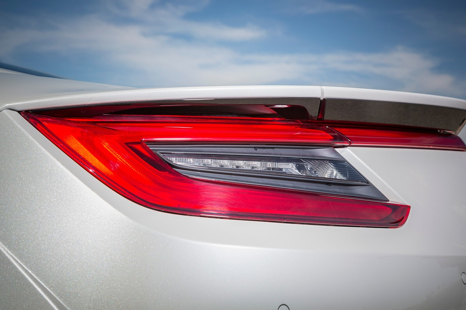 2017 Acura NSX Base Coupe Exterior Detail