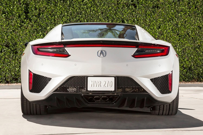 2017 Acura NSX Base Coupe Exterior