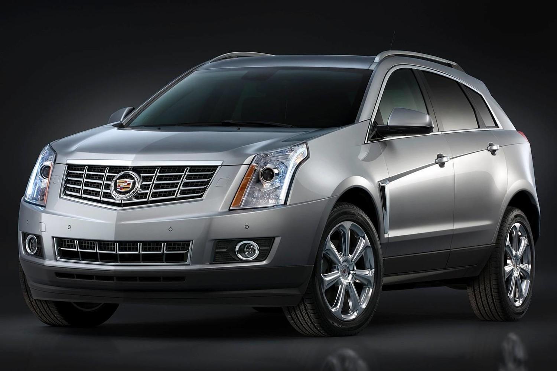 Cadillac SRX Premium 4dr SUV Exterior (2013 model year shown)