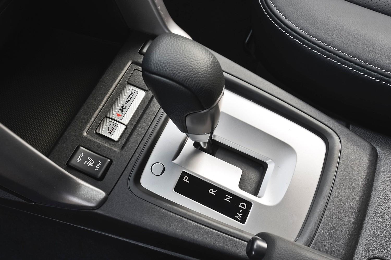 Subaru Forester 2.5i Premium PZEV 4dr SUV Shifter (2014 model year shown)