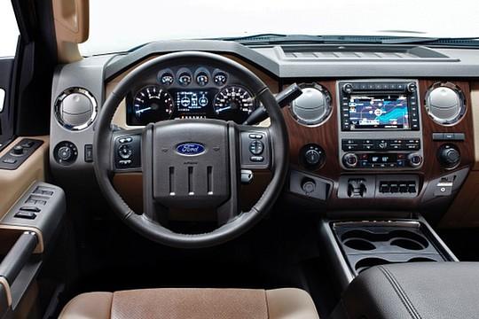 2016 Ford F-350 Super Duty SuperCab