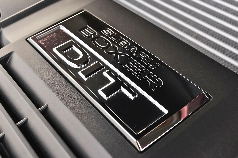Subaru Forester 2.0XT Premium 4dr SUV Engine (2014 model year shown)