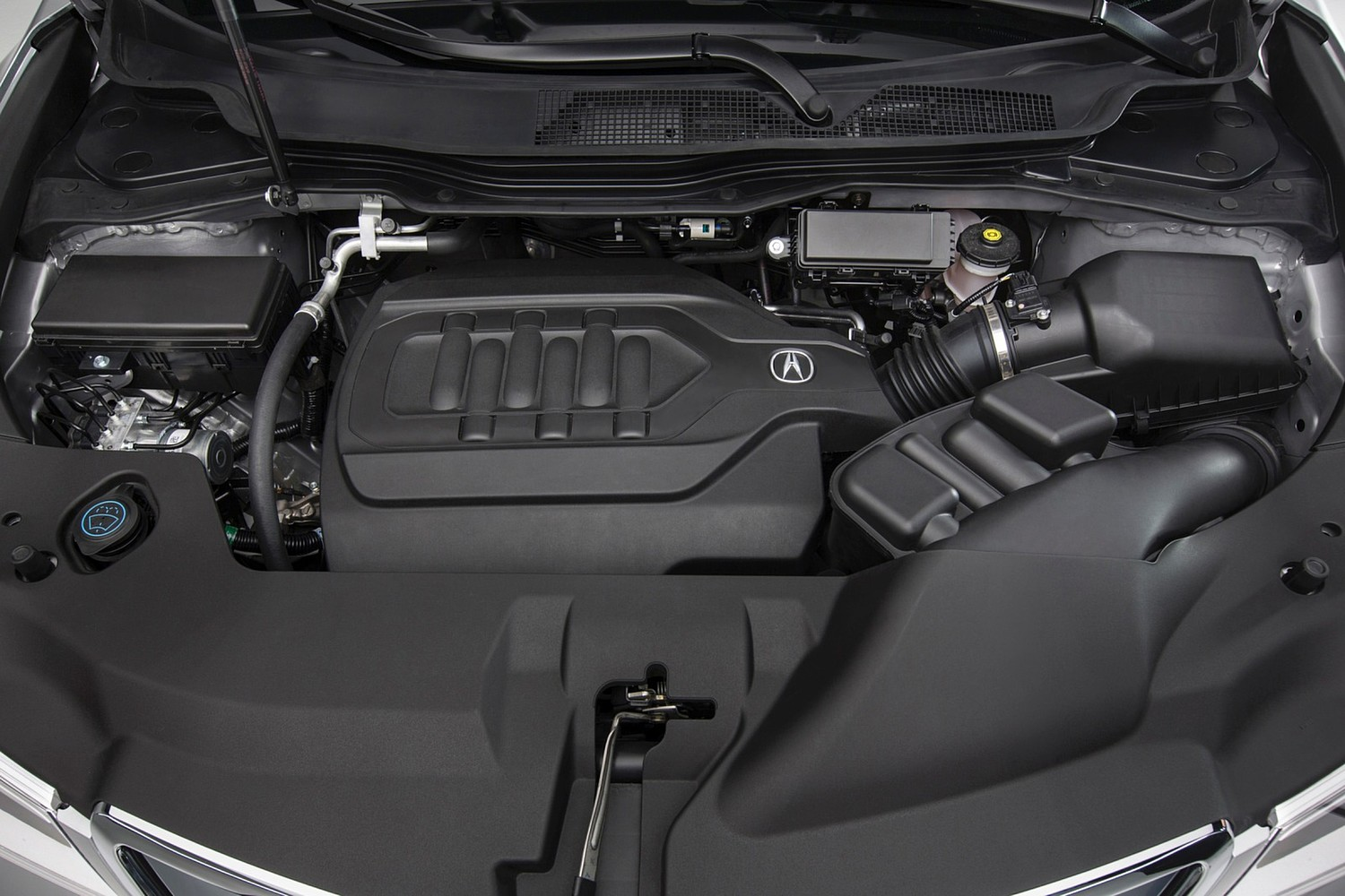 Acura MDX SH-AWD w/Technology and Entertainment Packages 4dr SUV Engine (2014 model year shown)