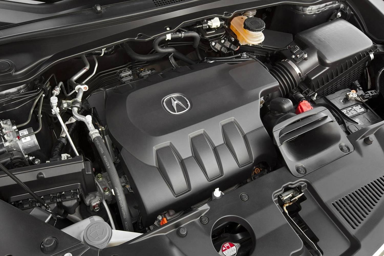 Acura RDX 3.5L V6 Engine (2014 model year shown)