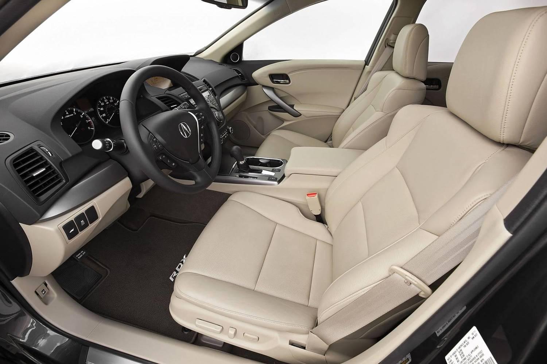 Acura RDX 4dr SUV Interior (2014 model year shown)