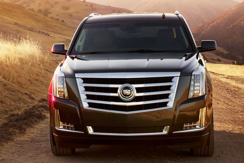 2015 Cadillac Escalade Premium 4dr SUV Exterior