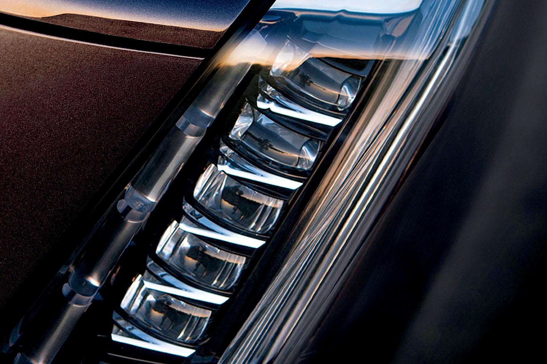2015 Cadillac Escalade Premium 4dr SUV LED Headlamp Detail