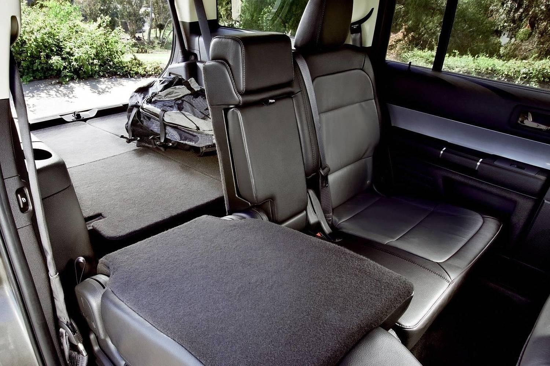 Ford Flex Limited Wagon Interior (2014 model year shown)