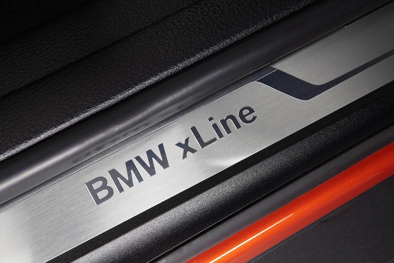 BMW X1 xDrive35i 4dr SUV Interior Detail (2014 model year shown)
