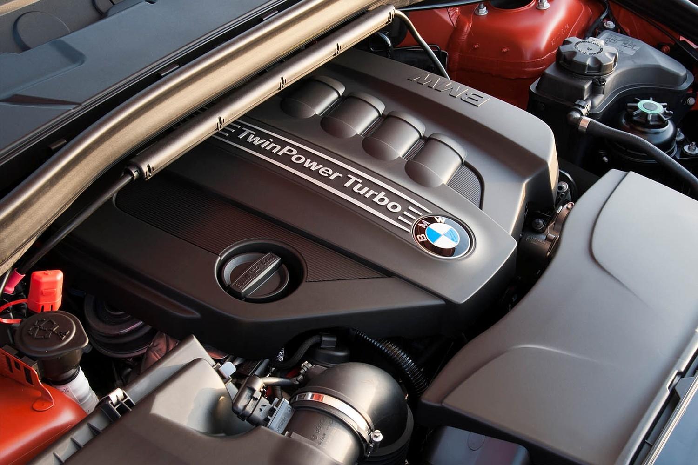 BMW X1 xDrive35i 3.0L Turbocharged I6 Engine (2014 model year shown)