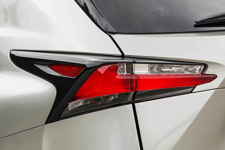 Lexus NX 200t 4dr SUV Exterior Detail (2015 model year shown)