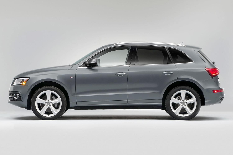 Audi Q5 3.0T Prestige quattro 4dr SUV Exterior Shown (2014 model year shown)