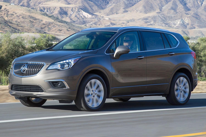 2016 Buick Envision Premium II 4dr SUV Exterior Shown
