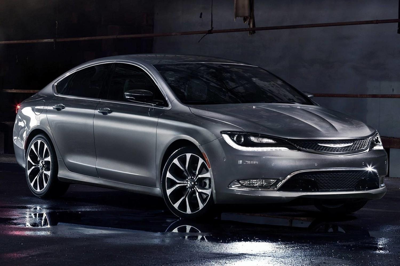 2015 Chrysler 200 C Sedan Exterior