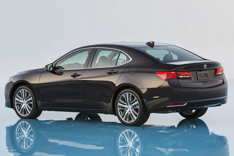 2015 Acura TLX Sedan Exterior