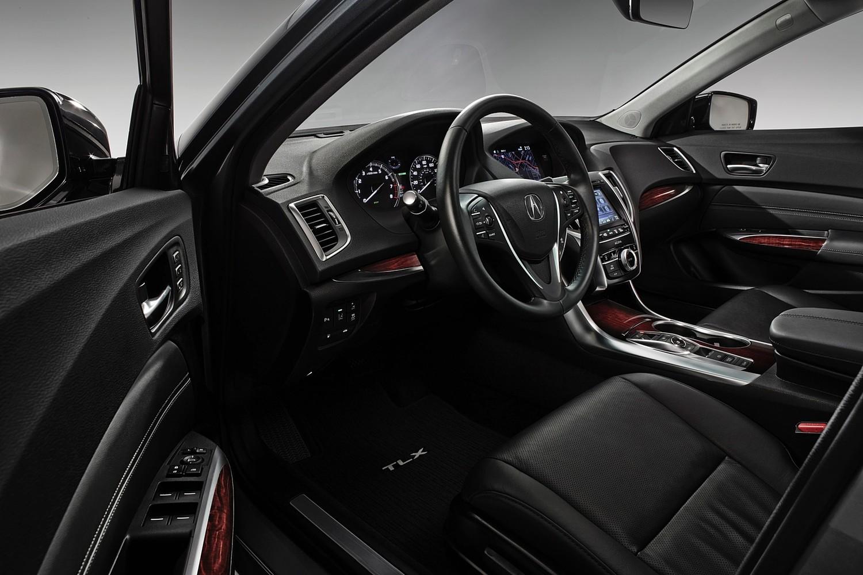 2015 Acura TLX Sedan Interior