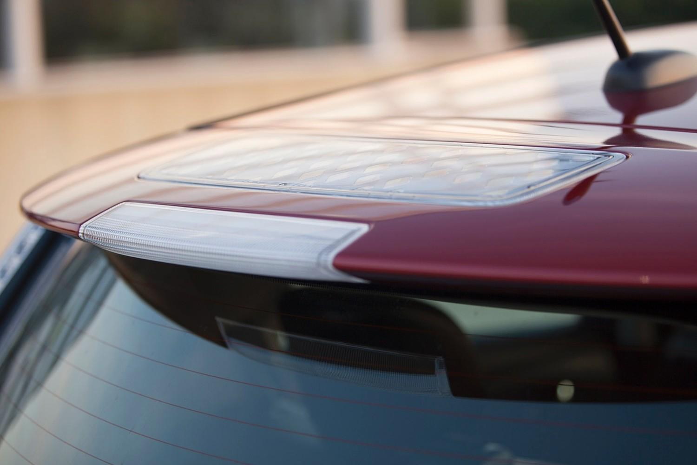 Nissan Leaf SL 4dr Hatchback Exterior Detail (2014 model year shown)