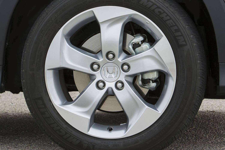 2016 Honda HR-V EX-L w/Navigation 4dr SUV Wheel