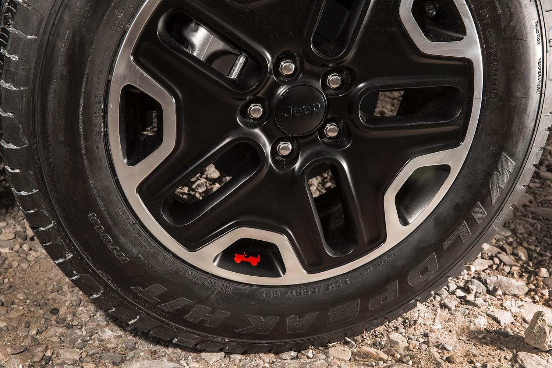 2015 Jeep Renegade Latitude 4dr SUV Wheel