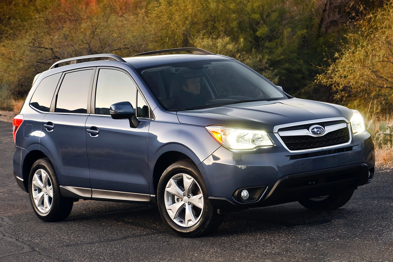 2015 Subaru Forester 2.5i Limited PZEV 4dr SUV Exterior Shown