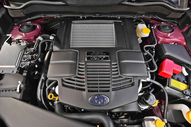 2015 Subaru Forester 2.0XT Touring 4dr SUV 2.0L I4 Turbo Engine