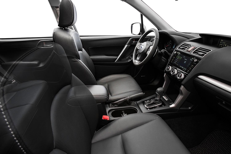 2015 Subaru Forester 2.0XT Touring 4dr SUV Interior
