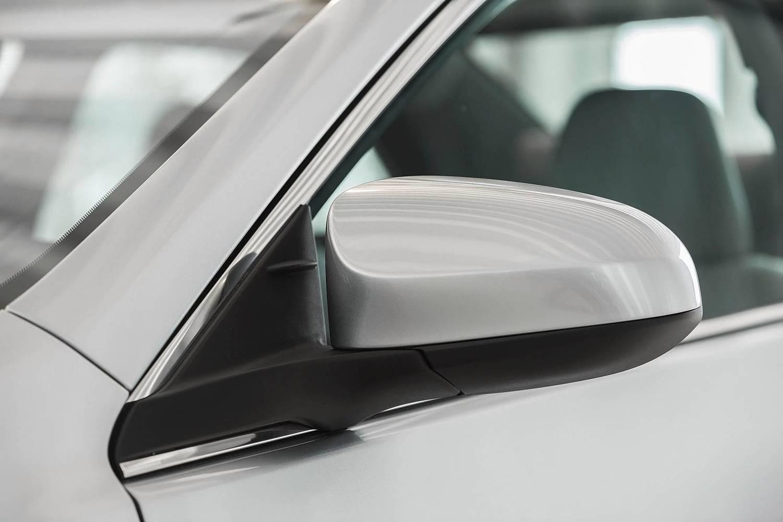 Toyota Camry Sedan XLE Exterior Mirror Detail (2015 model year shown)