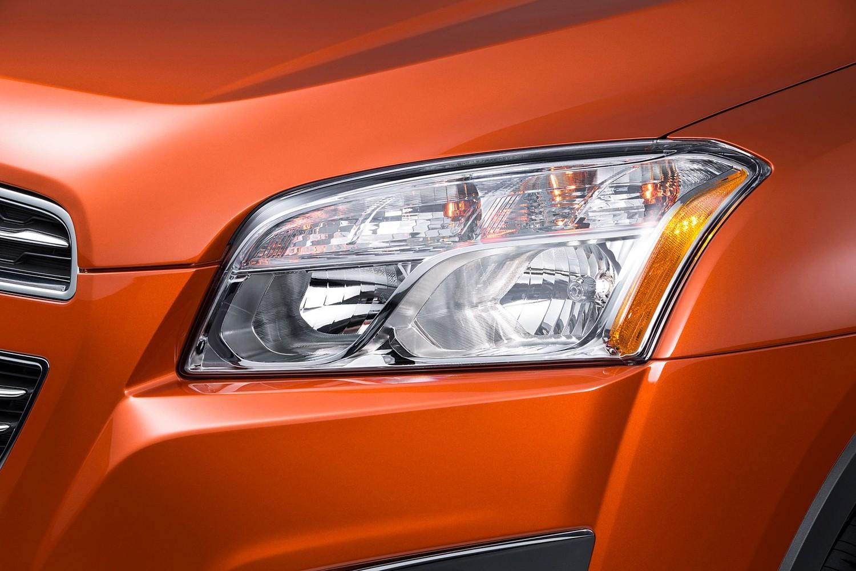 Chevrolet Trax LTZ 4dr SUV Exterior Detail (2015 model year shown)
