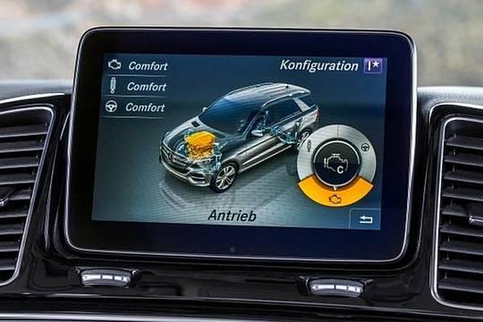 2017 Mercedes-Benz GLE-Class AMG GLE 63 4MATIC
