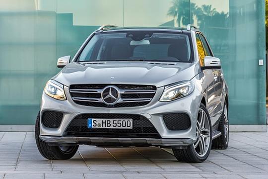 2016 Mercedes-Benz GLE-Class Diesel