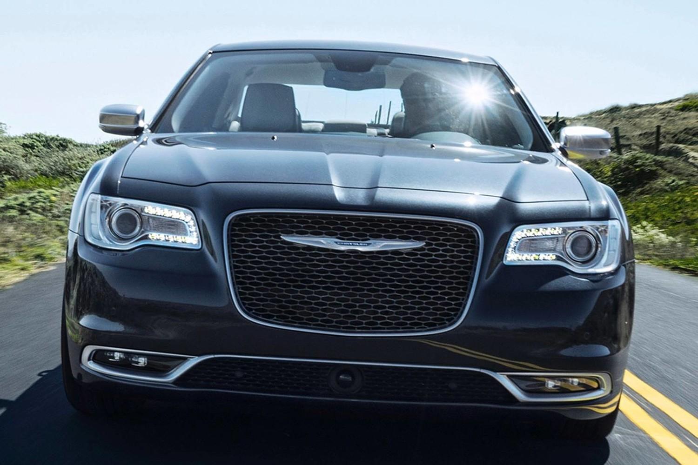 2015 Chrysler 300 C Platinum Sedan Exterior