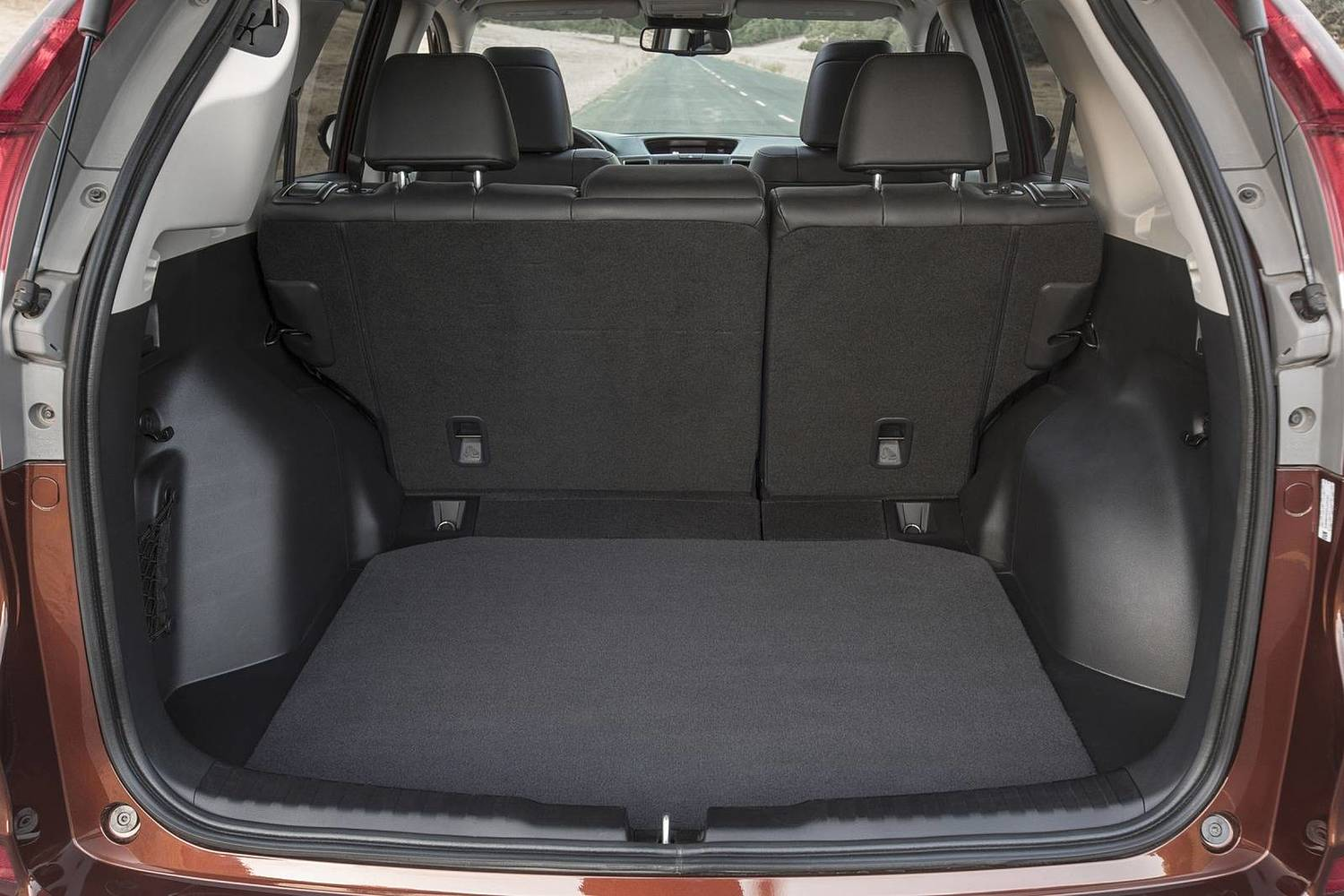 Honda CR-V Touring 4dr SUV Cargo Area (2015 model year shown)