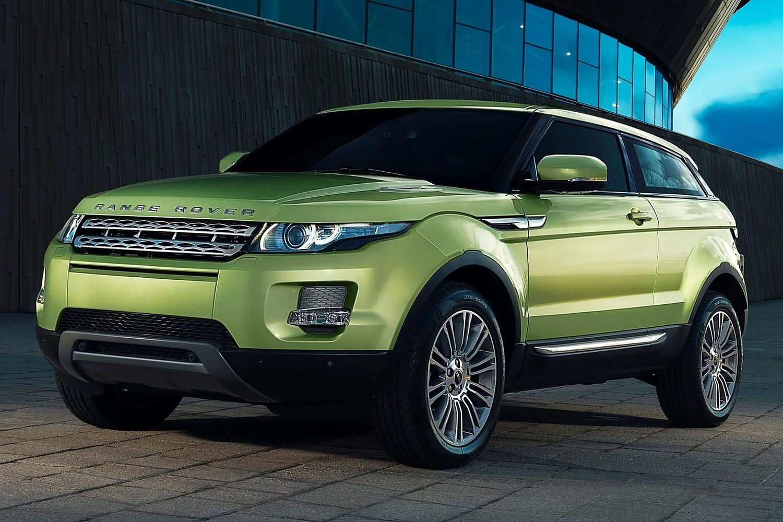 2015 Land Rover Range Rover Evoque Pure Premium 2dr SUV Exterior