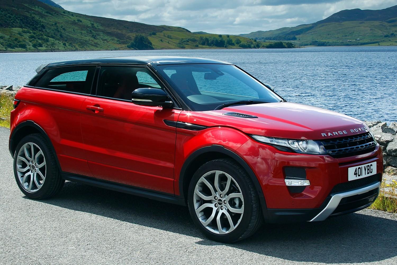 2015 Land Rover Range Rover Evoque Dynamic 2dr SUV Exterior