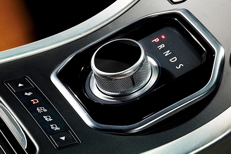 2015 Land Rover Range Rover Evoque Dynamic 2dr SUV Shifter