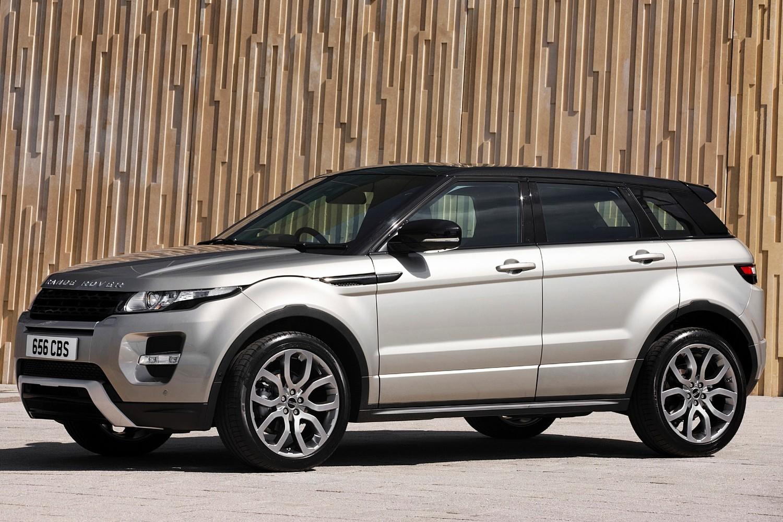 2015 Land Rover Range Rover Evoque Dynamic 4dr SUV Exterior