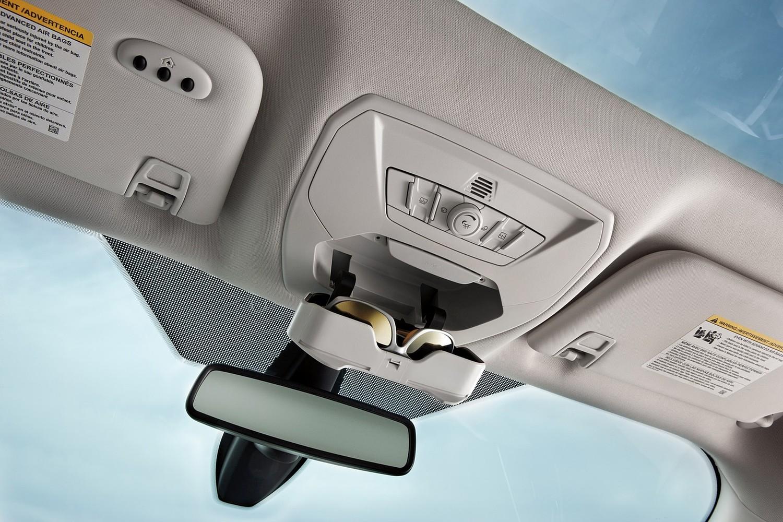 2015 Ford Escape Titanium 4dr SUV Interior Detail