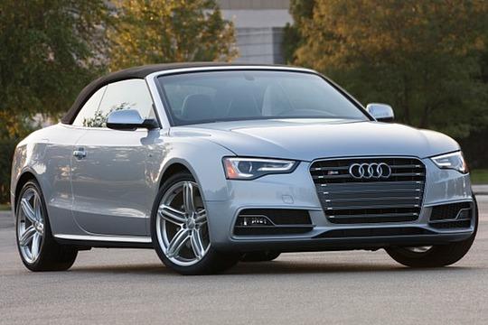 2016 Audi S5 Convertible