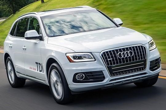 2015 Audi Q5 Diesel