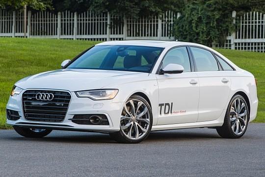 2015 Audi A6 Diesel