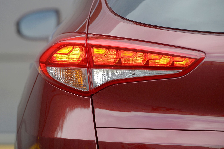 2016 Hyundai Tucson Limited 4dr SUV Exterior Detail