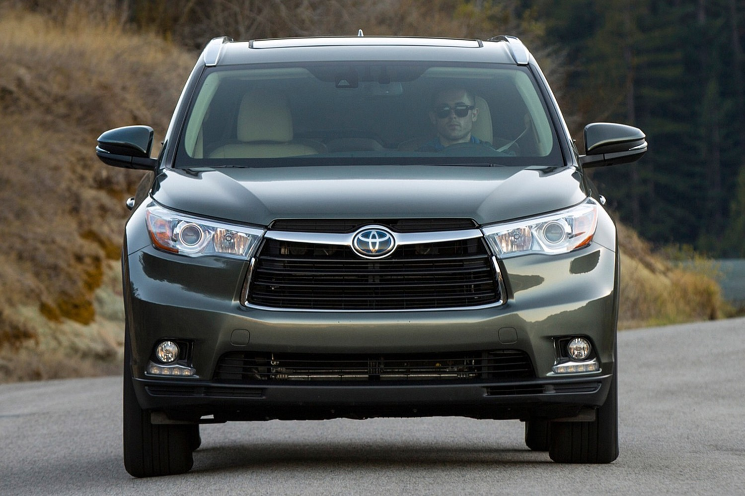 2015 toyota highlander hybrid suv vehie. Black Bedroom Furniture Sets. Home Design Ideas