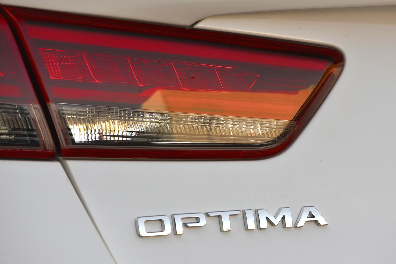 2016 Kia Optima SXL Turbo Sedan Rear Badge